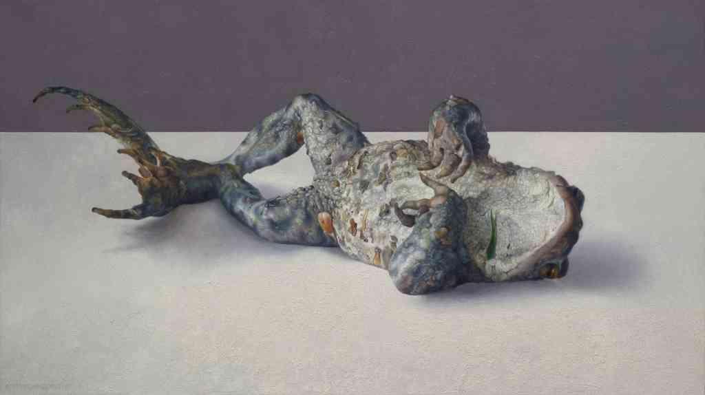 Femme fatale - 45x80cm